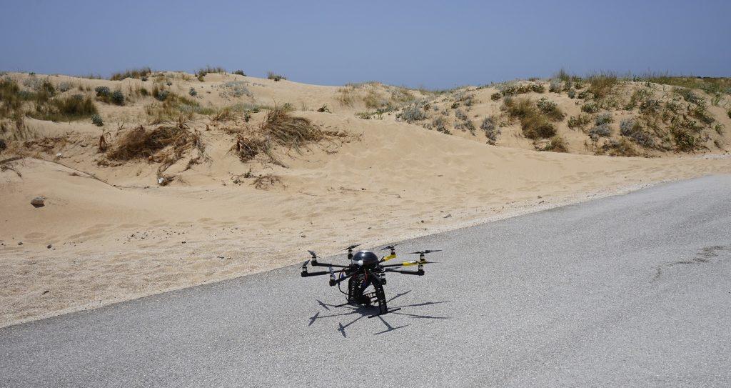 Dron fv8